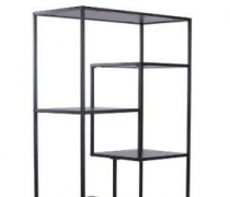 Metal Back Bar Display Unit