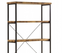 Western Back Bar Display Unit