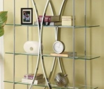 X-Chrome Back Bar Display Unit