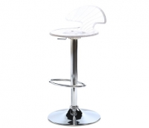 Acrylic Bar Stool - Clear