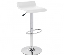 Bella Bar Stool - White