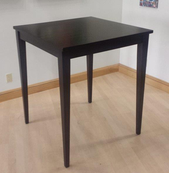 High top tables - Products - Rentals - Just Bars