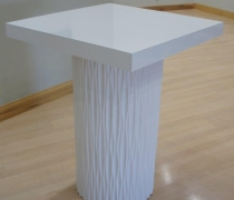 Wave High Top Table