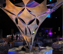 Wave Bar with Tree of Life