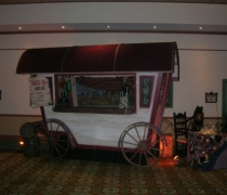 Gypsy Wagon Bar Surround