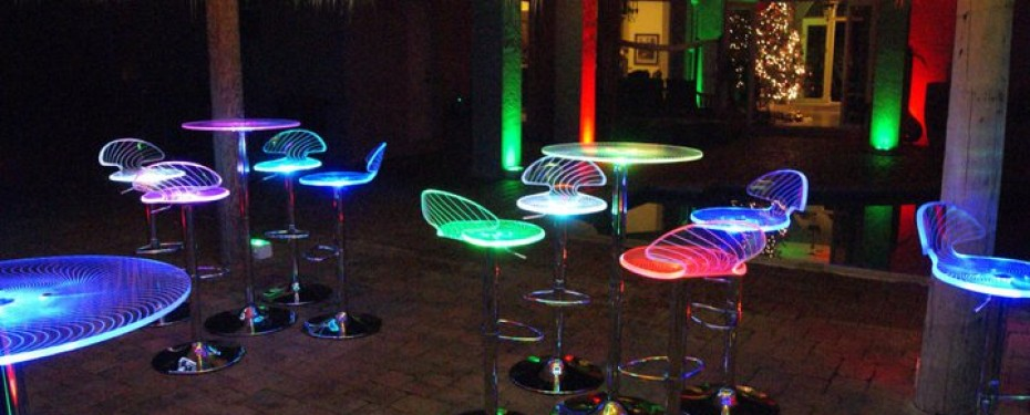The LED Swirl Collection